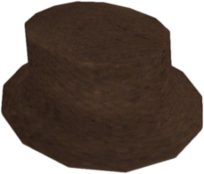 Dead rising Light Brown Fedora