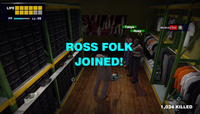 Ross Joins
