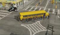 Dead rising 131 no genre copter pics surrounded bus (4)