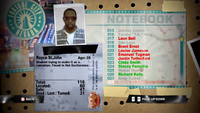 Dead Rising royce notebook