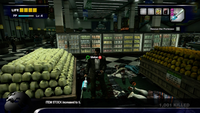 Dead rising seons melon item stock increased to 5
