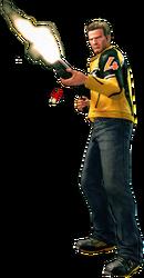 Dead rising shotgun main