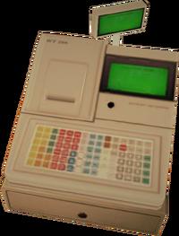 Dead rising Cash Register (Dead Rising 2)