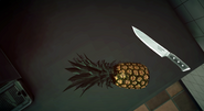 Dead rising Pineapple and Chef Knife Cucina Donacci