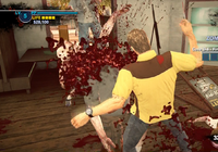 Dead rising case 0 chef knife strong attack (2)