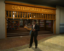 Contemporary Reading Exterior