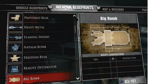 Big Bomb Blueprint