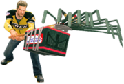 Dead rising electric rake main