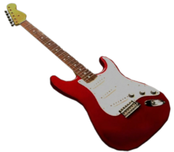 Dead rising Electric Guitar 2