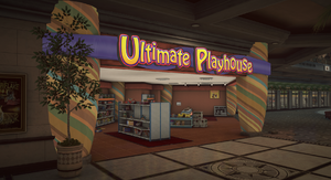 Dead rising Ultimate Playhouse