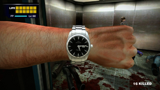 Dead rising day 1 0515 zombies in elevator