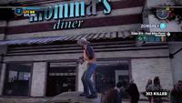 Dead rising 2 case 0 mommas diner sign outside (5)