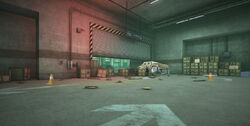 Dead rising case 6-2 last stand freight bay entrance