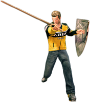 Dead rising training sword alternate