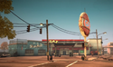 Dead rising case 0 brockett Gas Station