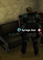 Dead rising Syringe Gun name