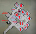 Dead rising 2 safe house map