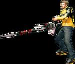Dead rising spear launcher alternate