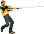 Dead rising laser sword main