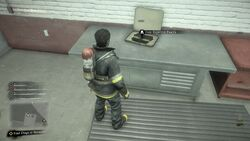 Fire Fighter Pants