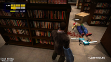 Dead rising infinity mode adam in sir book a lot