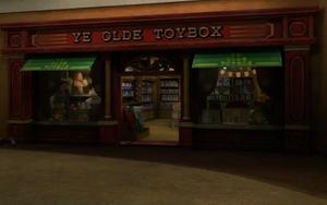 Ye Old Toybox