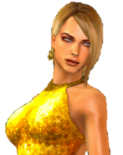 Dead rising amber bust