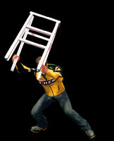 Dead rising step ladder alternate A