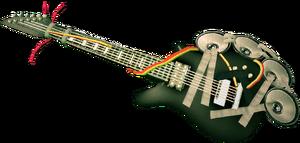 Dead rising Power Guitar