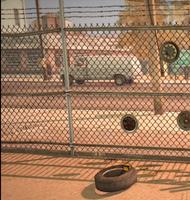 Dead rising case 0 safe house items auto yard tire near fence
