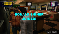 Ronald Joins