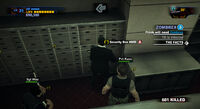 Dead rising Fortune City Bank vault security box 009