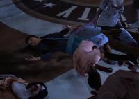 Andrea's corpse
