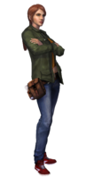 Dead rising stacey full