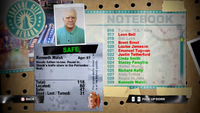 Dead Rising kenneth notebook