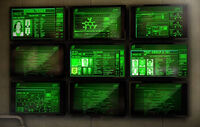 Dead rising director's office computer screens (2)