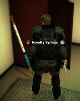 Dead rising novelty syringe name