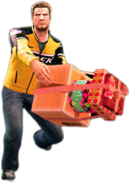 Dead rising shopping boxes combo