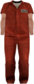 Dead rising Prisoner Outfit