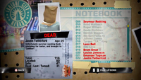 Dead Rising justin notebook