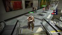Dead rising LOVERS escorting 2 wonderland plaza escalator