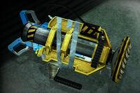 Dead rising impact blaster 6