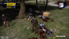 Dead rising infinity mode hall family (6)