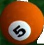 Dead rising Pool Ball