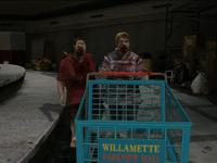 Dead rising shopping cart zombie (2)