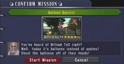 Balloon Burstin'
