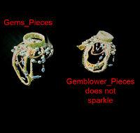 Dead rising Gems Pieces gemblower pieces