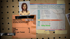 Dead rising case 0 nikki notebook