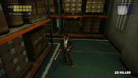 Dead rising warehouse lead pipe full screen