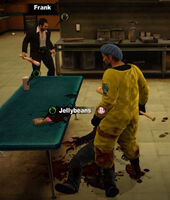 Dead rising in case west jelly beans